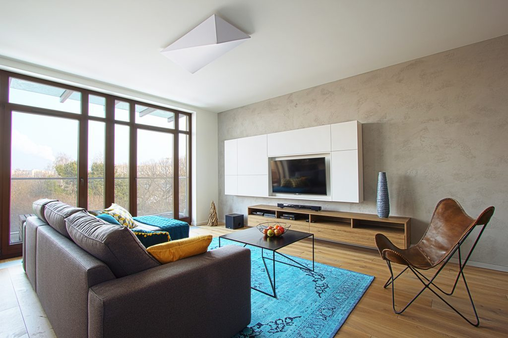Apartament Potoki Salon